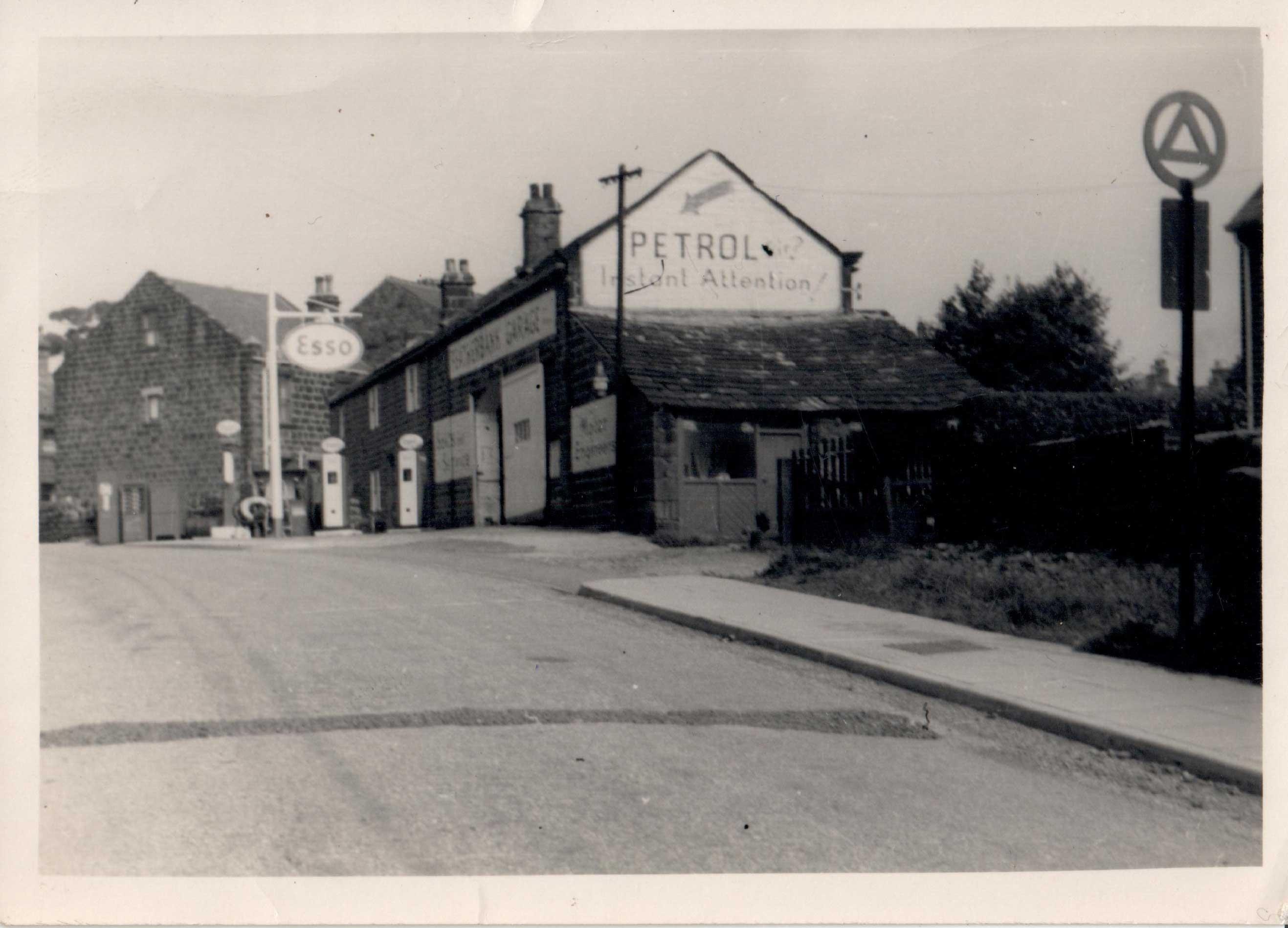 1950 Town Garage